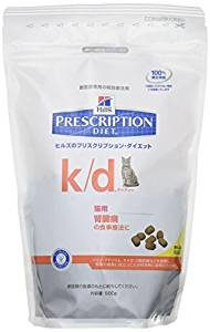 プリスクリプションダイエット療法食k/d