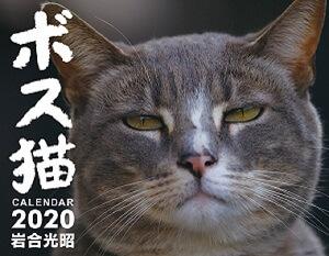 ボス猫カレンダー2020