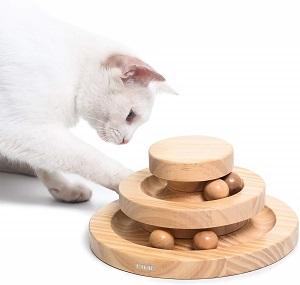 木製タワーボール