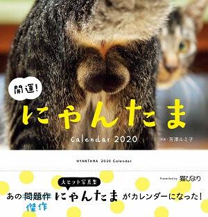 にゃんたまカレンダー2020