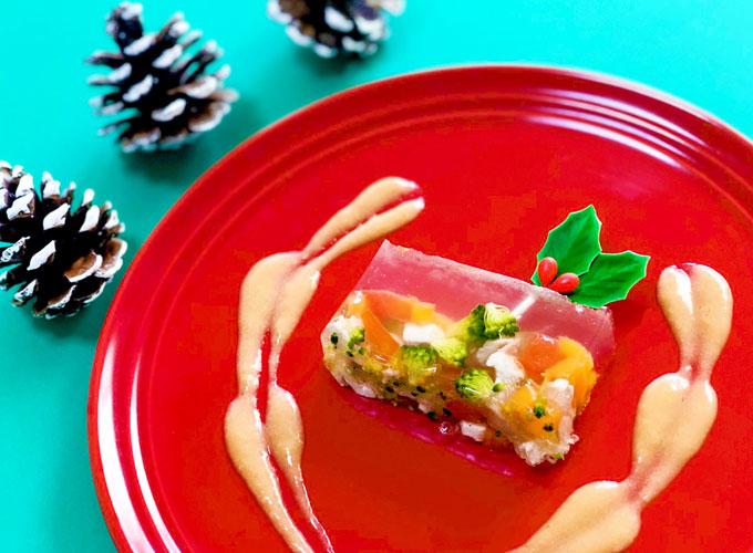 季節イベントメニュー:クリスマスディナー