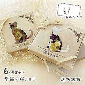 猫ドライフルーツチョコ