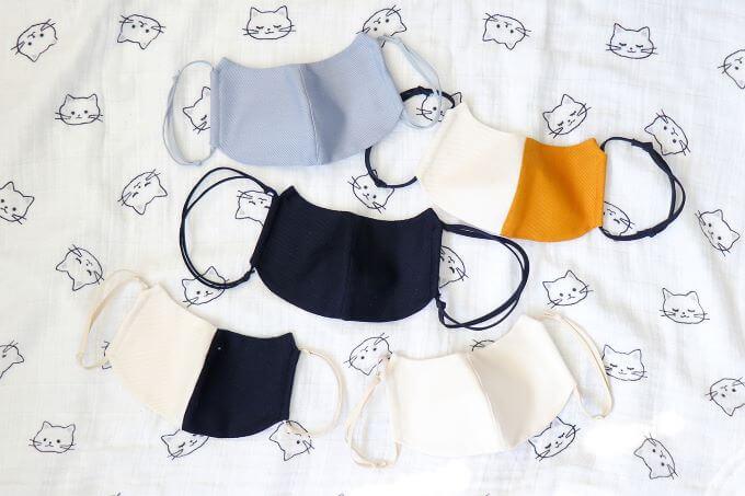 キッズ猫マスク2