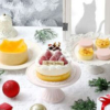 ねこねこチーズケーキのクリスマスケーキ予約が11月よりスタート!